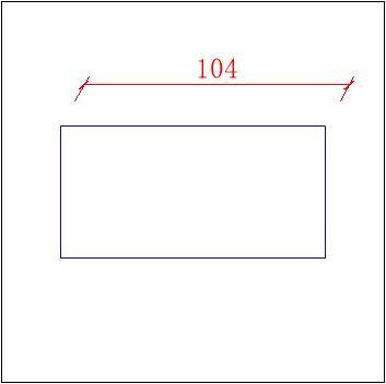 CAD梦想画图中如何进行尺寸标注