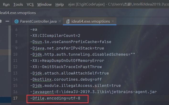 Intellij IDEA开发时遇到的中文乱码问题解决方法