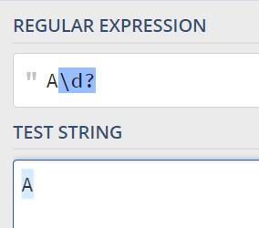 正则表达式(一)