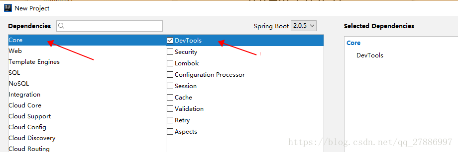 spring boot之 DevTools 热部署