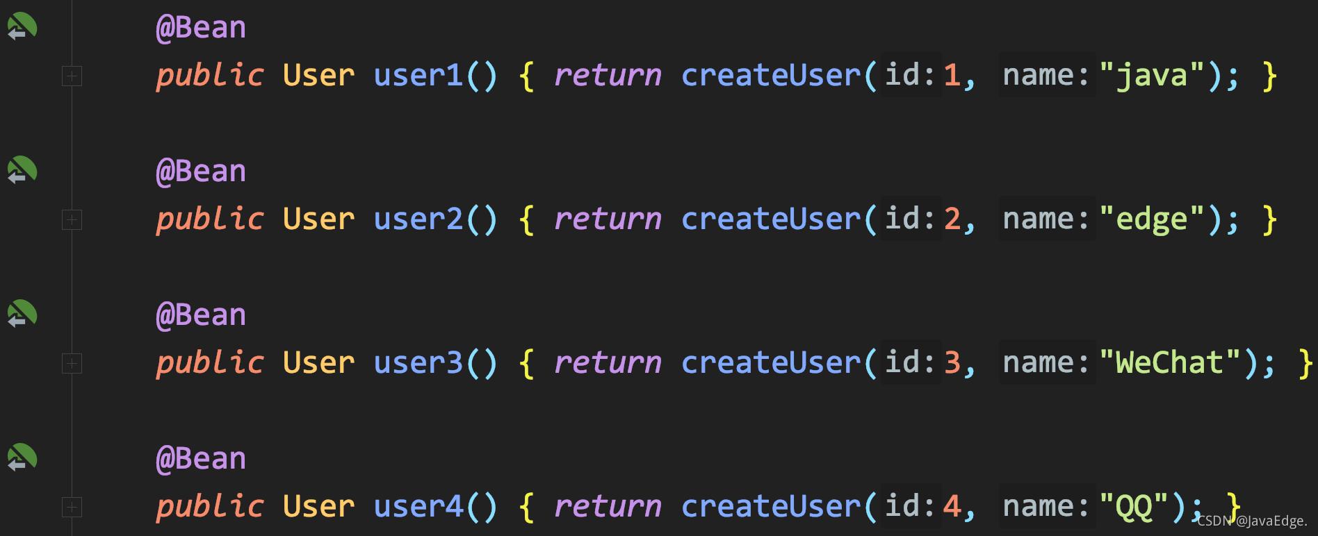 如何正确使用 Spring 注入集合类型?