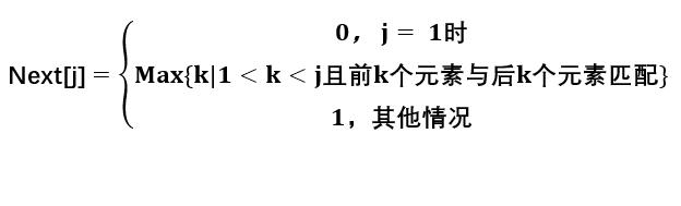 KMP(梅开三度之数据结构详解版