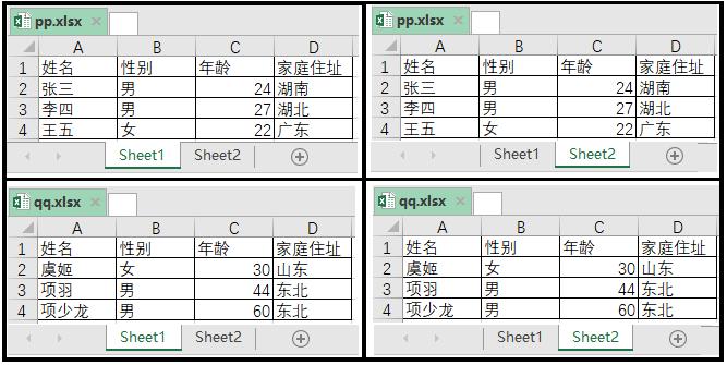 """6000字长文,带你用Python完成 """"Excel合并(拆分)"""" 的各种操作!"""