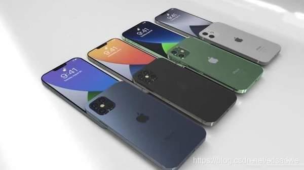 iPhone12系列手机均支持5G