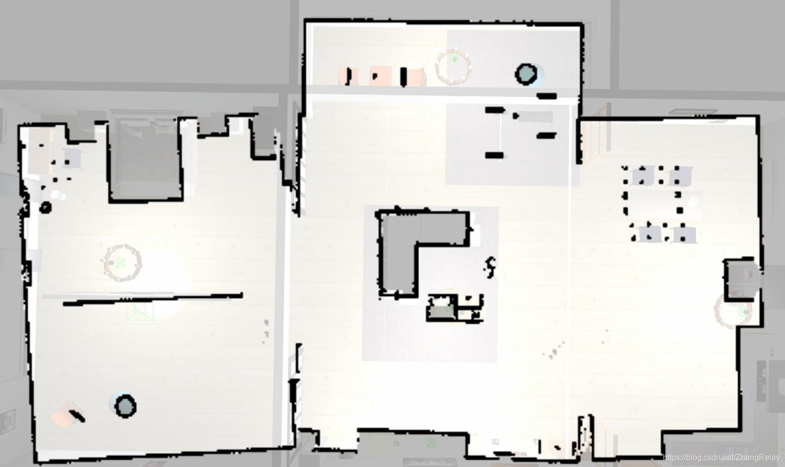 服务型移动机器人如何实现室内路径全覆盖清扫给你一个清爽干净的家