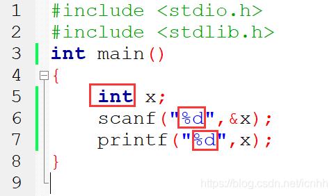 11.4 scanf和printf的那点事儿