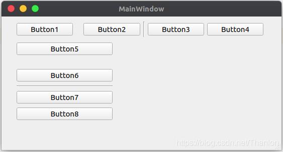 Python GUI编程之PyQt5入门到实战