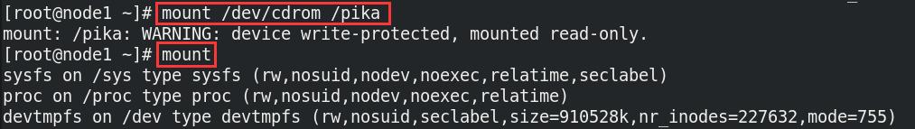 Linux存储的基本管理
