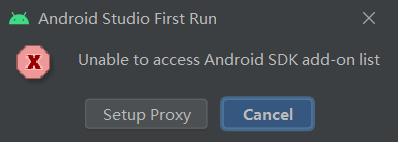 Android Studio 4.1.1 Widnows版本安装与配置