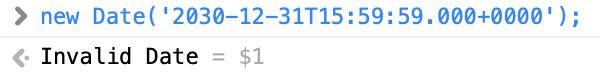 Safari 时间格式转换 NAN 问题
