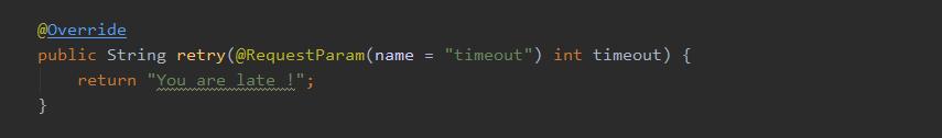 spring cloud Feign+Hystrix实现Fallback多级降级,Timeout降级,Request Cache减压