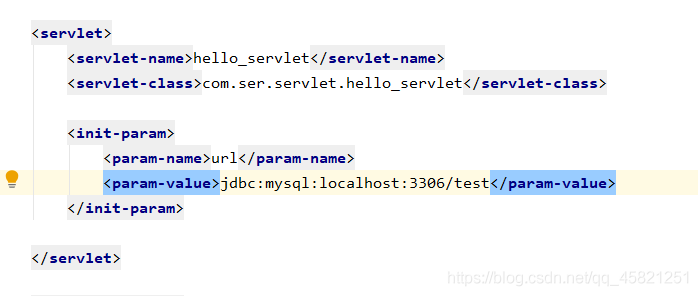 ServletConfig类的使用说明+重写init方法