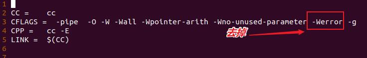 解决Ubuntu配置nginx出现的问题