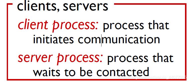 计算机网络-应用层笔记