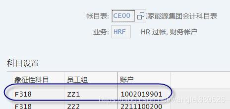 FI和HR集成自动记账-薪酬计提与发放过账-OBYE/OBYG/PE03/OH02