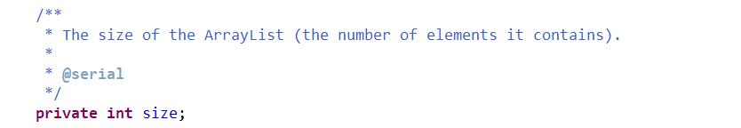 ArrayList源码与实现原理解析