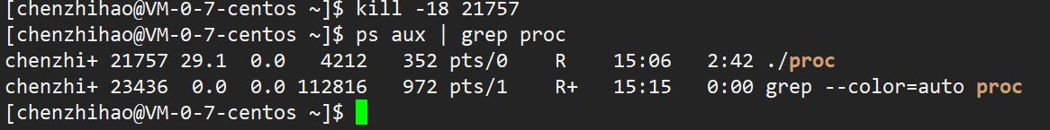 Linux操作系统(计算机的哲学)中的进程