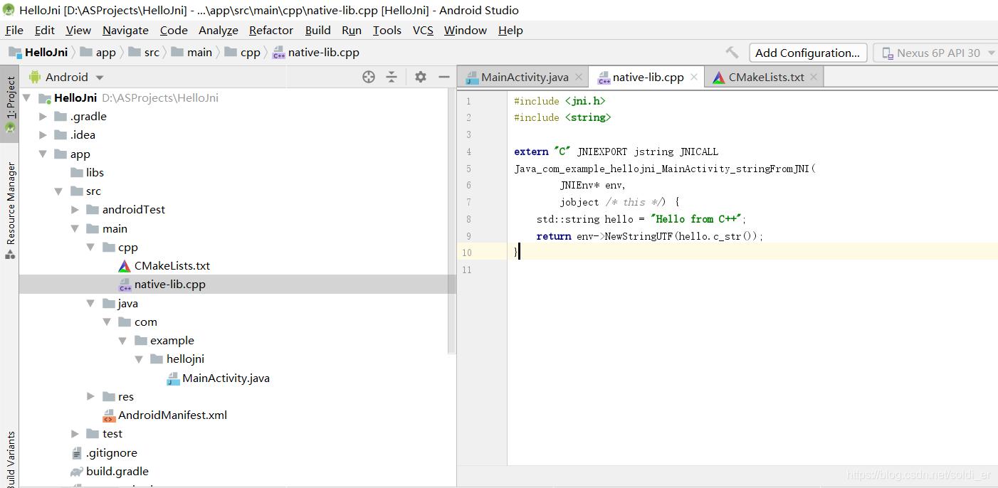 【移动安全技术】-Java调用C函数_JNI