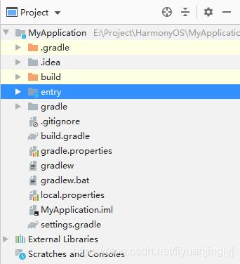 鸿蒙App开发(4)---初识鸿蒙开发