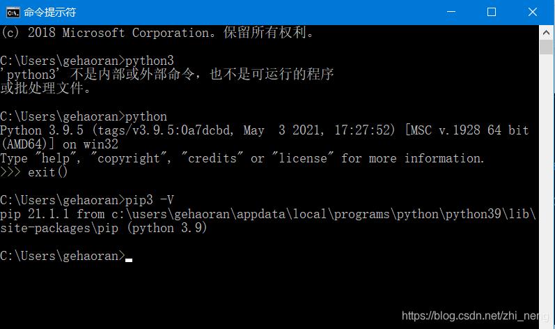 Python3在Windows、Linux、Mac三大平台的安装教程