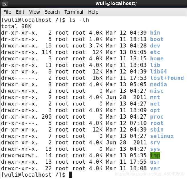 10分钟就能学会,Linux操作系统21个shell常用命令