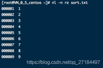 Linux上查询日志内容--常用日志查询命令: find、grep、head、tail、cat、tac、more、less、nl