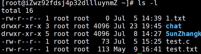 盘点那些常用的Linux指令