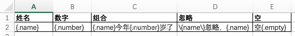 阿里开源的这个库,让Excel导出不再复杂(填充模板的使用指南)