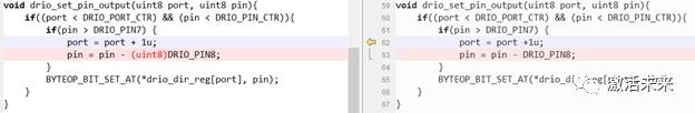 MC9S12G128模块化分层化软件架构之八_QAC静态代码分析
