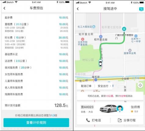 在杭州上线运行的网约车项目!我凭借这个项目成功面进阿里P7!(此项目符合我国交通部对网约车监管的技术要求)
