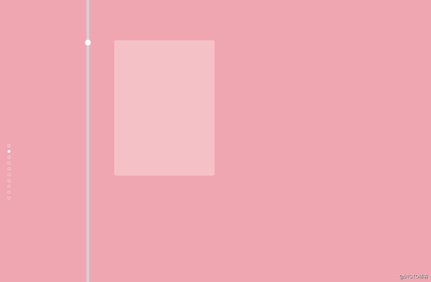 制作粉色少女系列❤生日快乐祝福网页❤(HTML+CSS+JS)