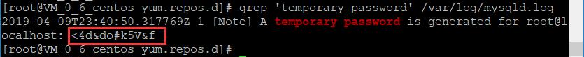 全网唯一正常能用的centos7 安装mysql5.7.35 22 33 25
