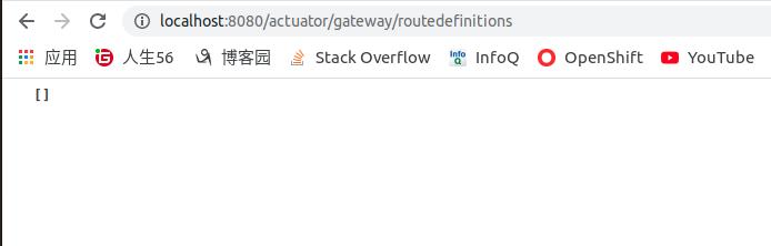springcloud3(五) spring cloud gateway动态路由的四类实现方式