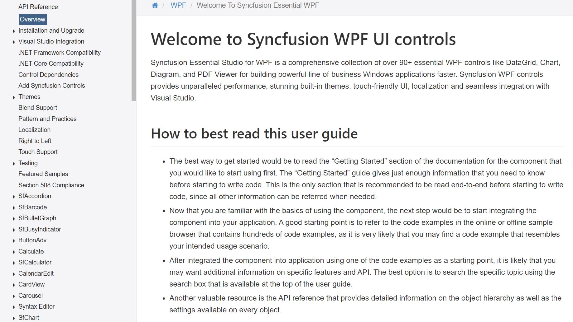 WPF控件库总结