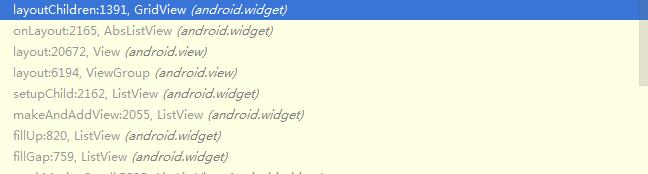 ListView的HeaderView包含的GridView滑动隐藏后无法点击问题分析
