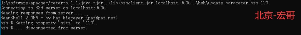 Jmeter(五十一) - 从入门到精通高级篇 - jmeter之运动战(详解教程)