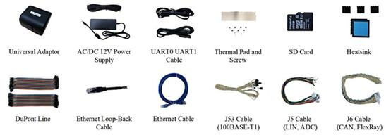 汽车网络处理设计
