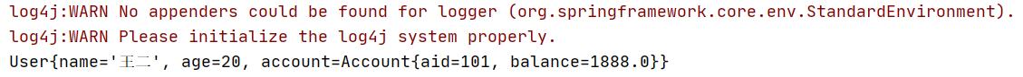 02-Spring基于XML的Bean属性注入