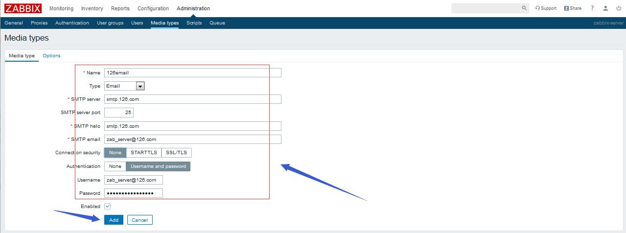 分布式监控系统之Zabbix基础使用