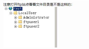 FTP发布指南