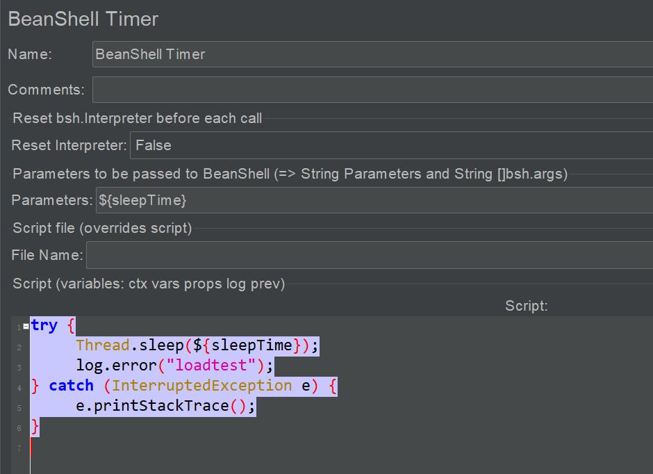 JMeter定时器设置延迟与同步