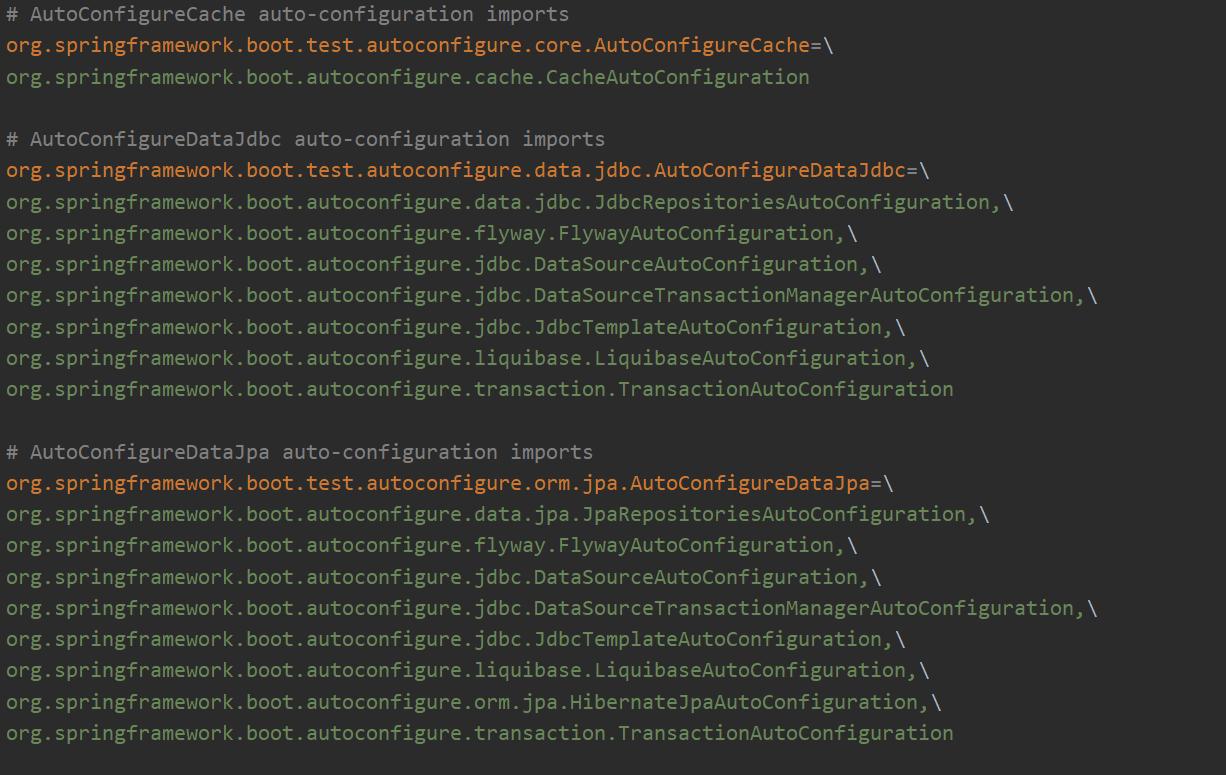 SpringBoot自动装配-自定义Start