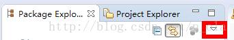 在Eclipse中使用Project Explorer视图与Package Explorer视图