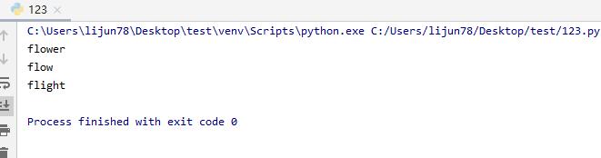 Python-字符串数组的循环