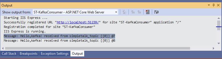 在.NET中使用Apache Kafka(一)