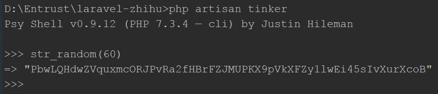 Laravel 5.8 做个知乎 13 —— Api token用户认证