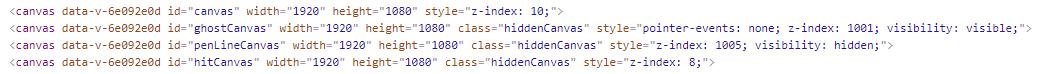 canvas性能优化总结
