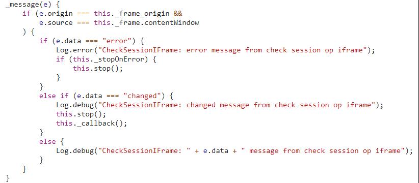 从零搭建一个IdentityServer——会话管理与登出