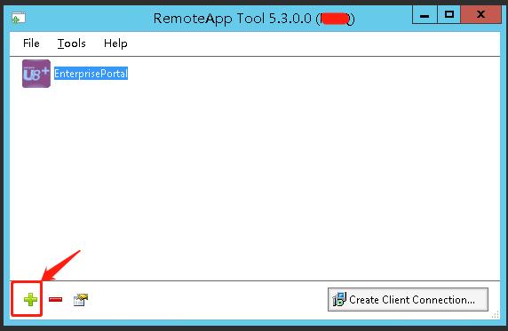 WinServer RemoteAPP