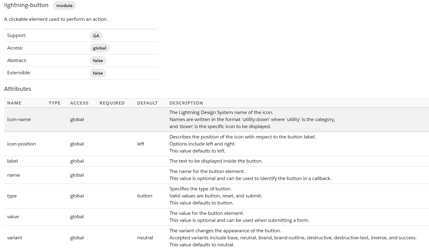 Salesforce LWC学习(三十四)  如何更改标准组件的相关属性信息